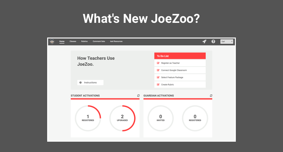 JoeZoo's App and Help Centre have a Fresh New Look