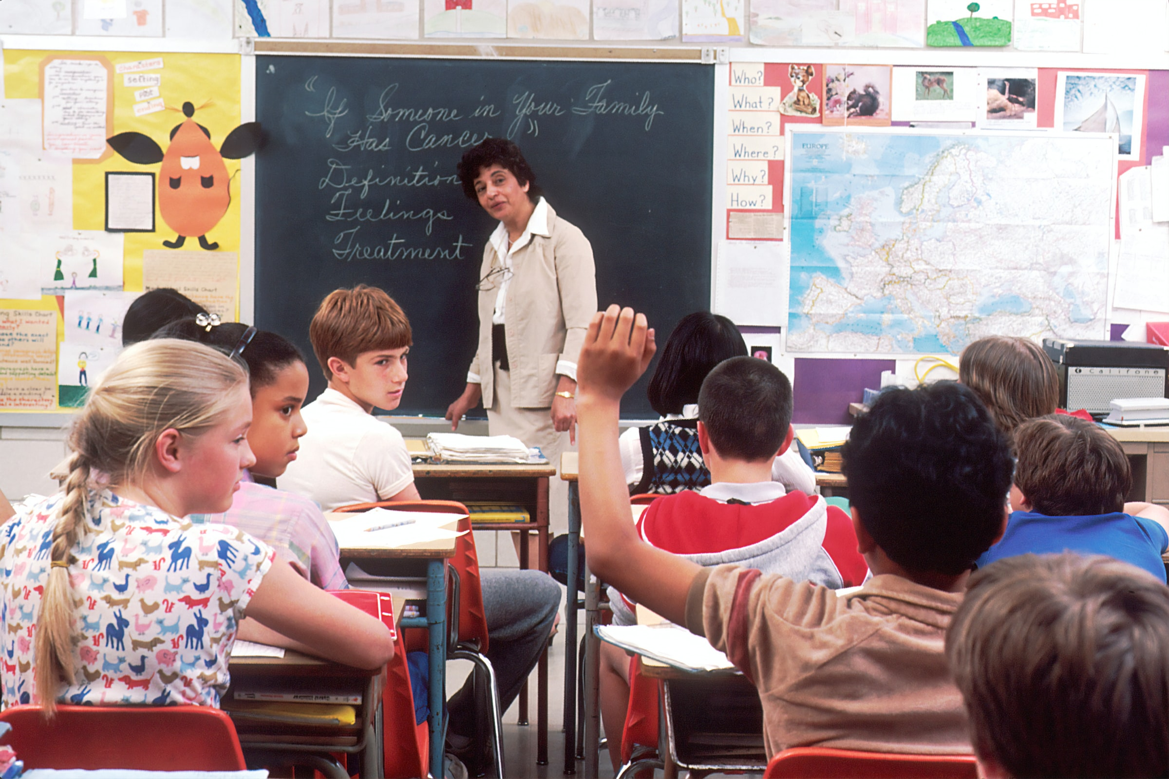Traditional Writing Instruction Isn't Working. Student-Centered Writing May Be The Answer.